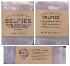 Selfie Soap!